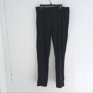 Vince Black Wool Pants